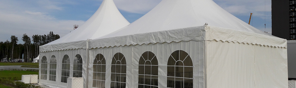 PARTY TENT HL 5X5 (ПАГОДА)